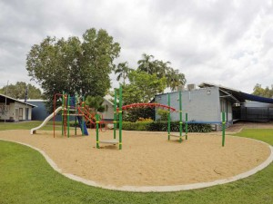 Playground new Upper Primary