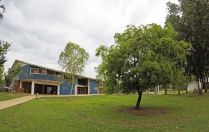 Middle School building